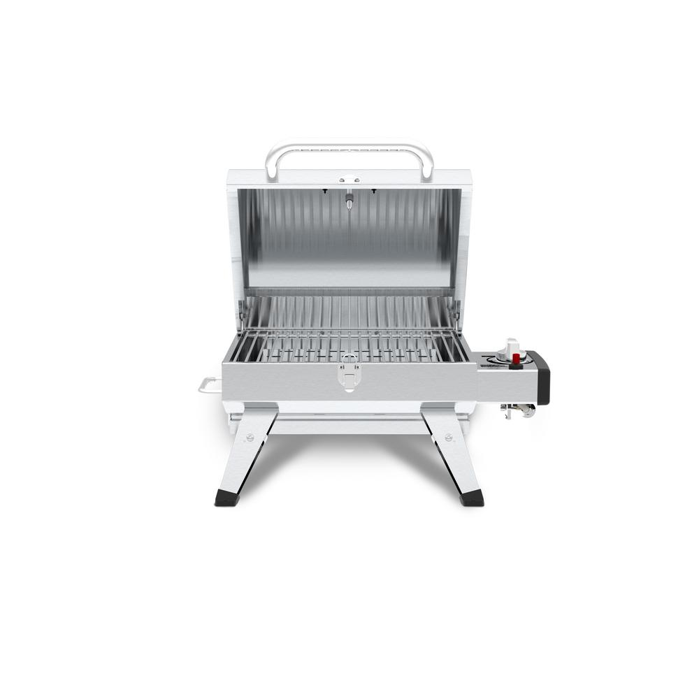 Grill Pro Stainless steel Counter top Grill