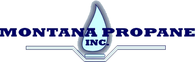 Montana Propane Dealership Logo Helena